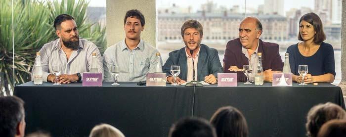 """""""AM resta y es una etapa agotada; Sumar es una gran convocatoria"""""""