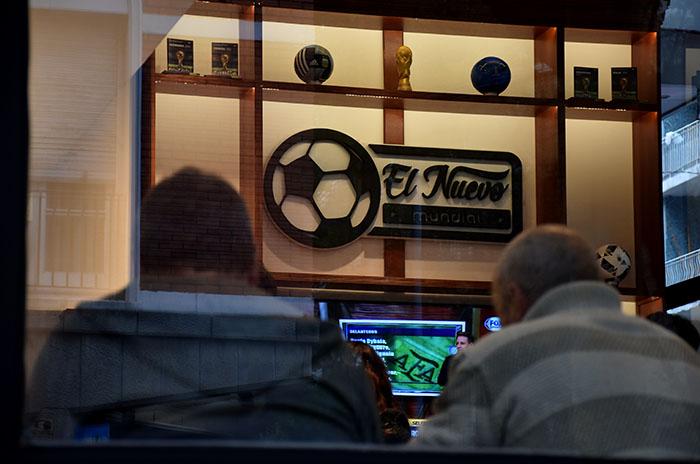 Menú Mundial: opciones y precios para ver los partidos en un café