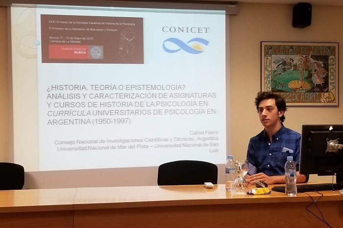 Premiaron en España a científico marplatense por una investigación