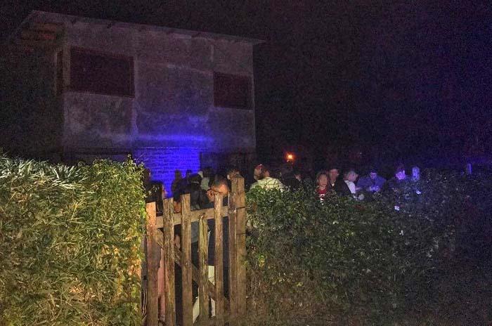 Desarticularon una fiesta clandestina en el bosque Peralta Ramos