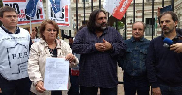 Sin acuerdo, aumenta la tensión entre los gremios y Vidal