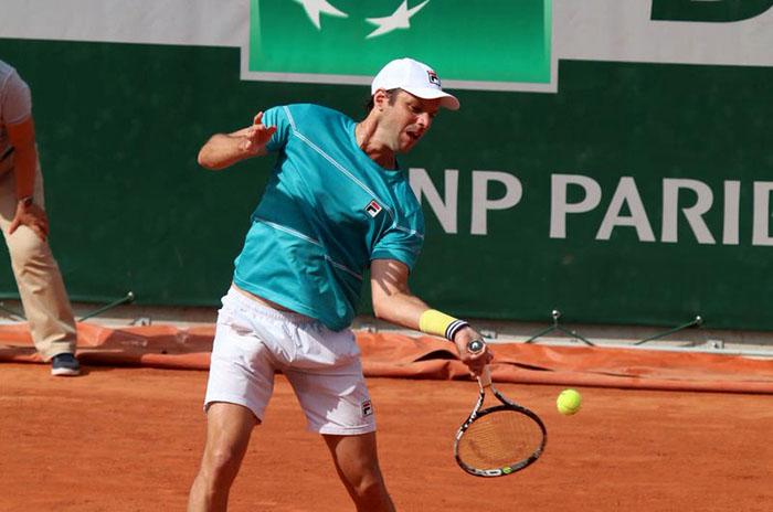 Tenis: Horacio Zeballos inicia su camino en el ATP 500 de Barcelona