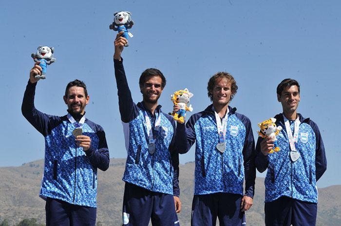 Juegos Odesur: Ignacio Pezzente, la tercera medalla marplatense