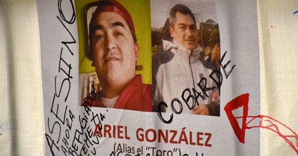 Crimen de Diamela Sánchez: 21 años de prisión para González