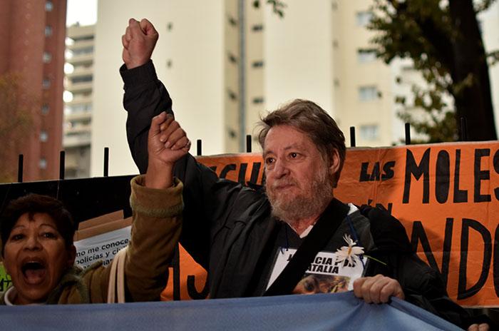 Melmann: ordenan el cese de las salidas transitorias de los policías