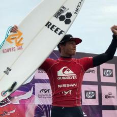 Comienza el Circuito Argentino de Surf en Playa Grande