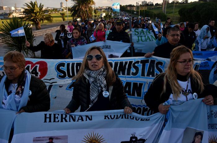 """ARA San Juan: """"Demoran todo para que se borre evidencia"""""""