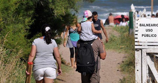 Playas públicas: alerta en el sur por el proyecto oficial