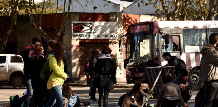 Malharro: algunas aulas y horarios reducidos a la espera de obras