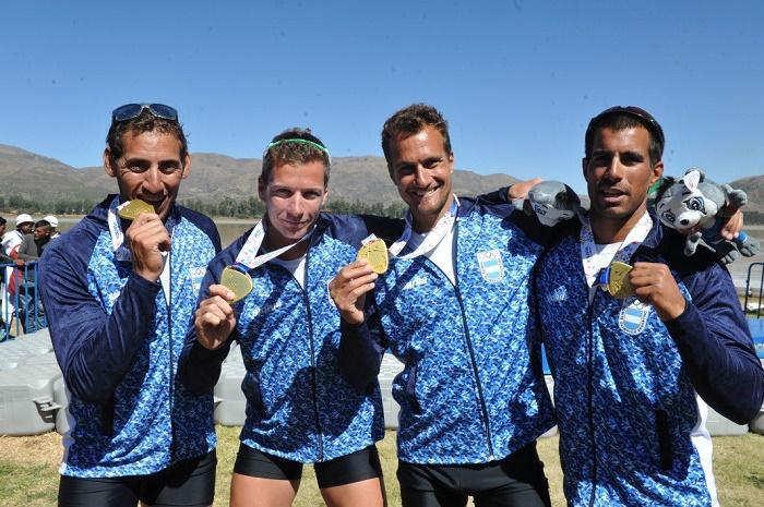 Juegos Odesur: los Rosso sumaron otro oro para Argentina