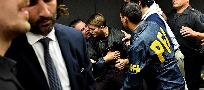 Ataques neonazis: penas de entre 4 y 9 años para los acusados