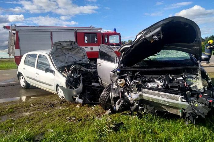 Siniestro fatal en la Ruta 226: un ciclista muerto y varios heridos