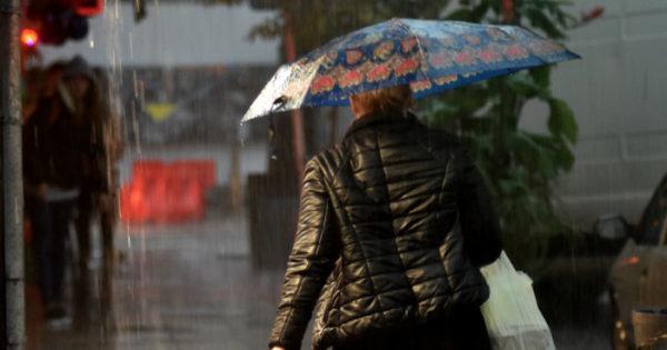 Anuncian un miércoles con heladas, fuertes vientos, tormenta y granizo