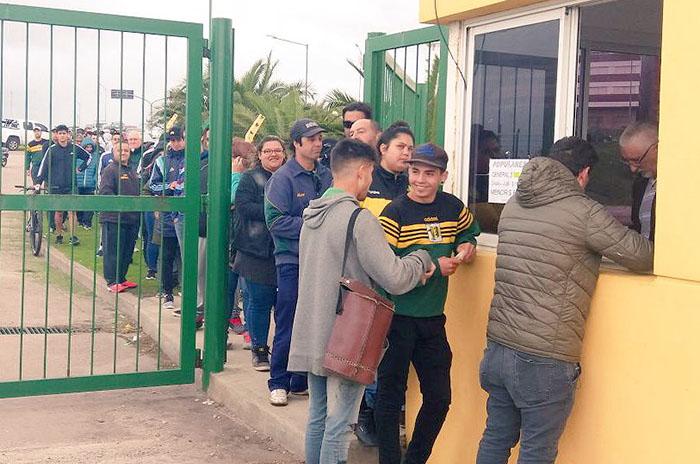 Buen ritmo en la venta de entradas para la final Aldosivi-Almagro