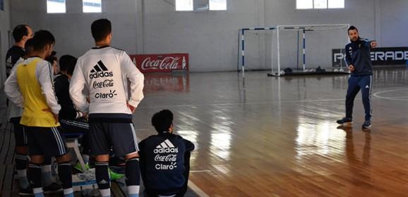 Tres marplatenses, a la preselección de futsal de los YOG 2018