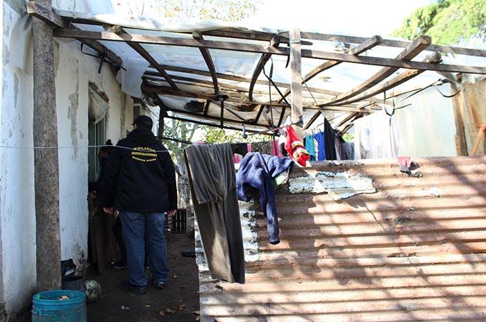 Trata: dos detenidos por explotar a 25 personas en dos quintas