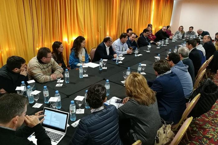 Semana Social: la Asociación Civil de Estudios Populares realizó un plenario