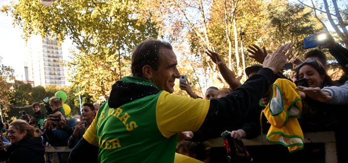 Somoza se retira del fútbol y no seguirá en Aldosivi