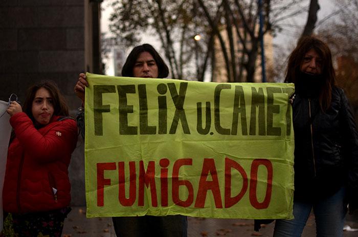 Agroquímicos: carta a Vidal y un nuevo reclamo en Félix U. Camet