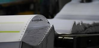 ARBA ya dejó de imprimir más de 3 millones de boletas