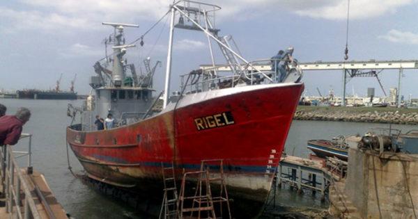 Rigel: el cuerpo hallado es el del capitán
