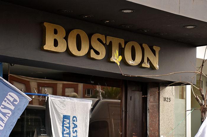 """""""La confitería Boston refleja cómo está nuestra actividad en el país"""""""