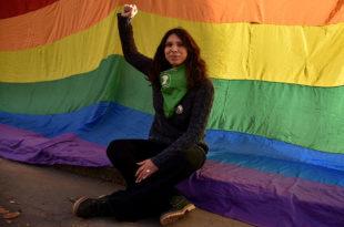 Día del Orgullo, en cuarentena: sin color en las calles, pero en una lucha constante