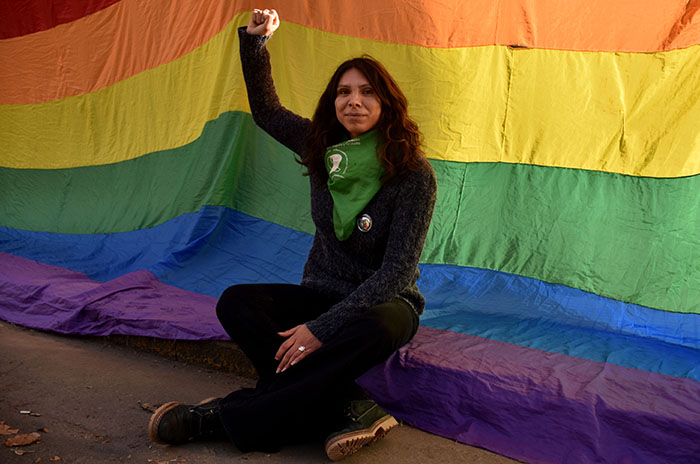 """Día del Orgullo LGBT: """"La política pública es la ausencia"""""""
