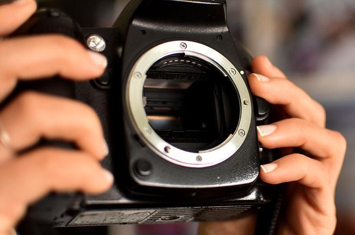 Abren un taller experimental de fotografía estenopeica