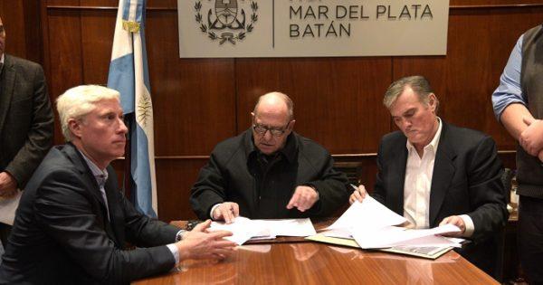 Y un día Arroyo firmó con Ceamse: el convenio se debatirá en el HCD