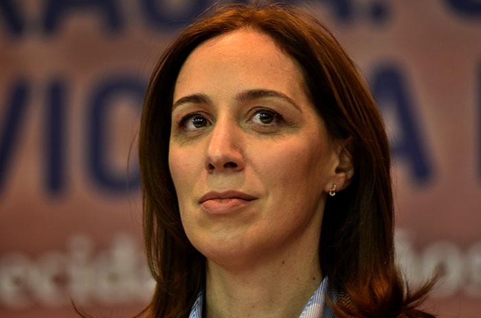 Vidal se defendió ante las críticas por el estado de las escuelas