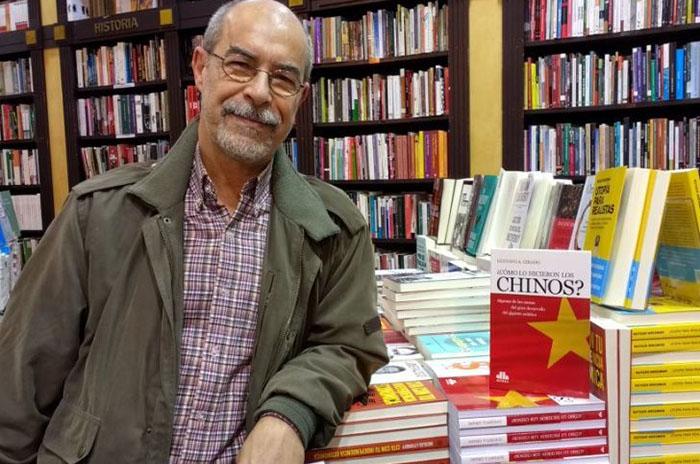 """Se presenta el libro """"¿Cómo lo hicieron los chinos?"""""""