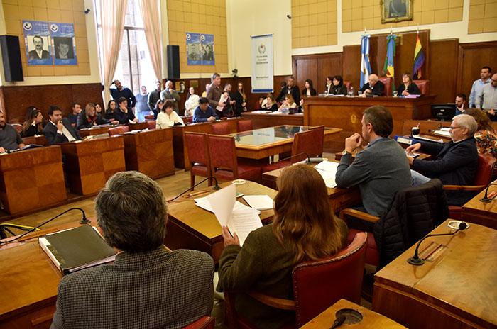 Suba de la TSU: desde el Concejo vuelven a pedir explicaciones al gobierno