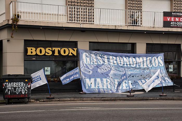 Conflicto en La Boston: ya son 26 los trabajadores despedidos