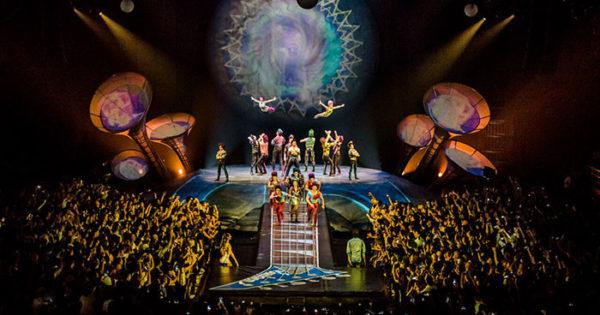 Mar del Plata recibe el 3, 4 y 5 agosto al Cirque du Soleil