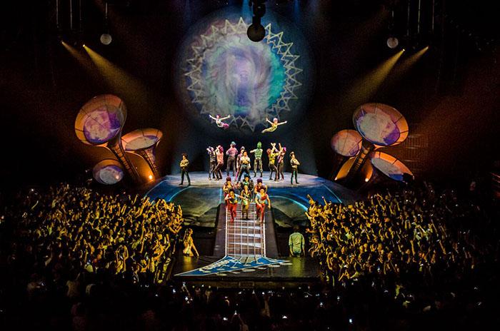 Cirque du Soleil suma una nueva función en Mar del Plata
