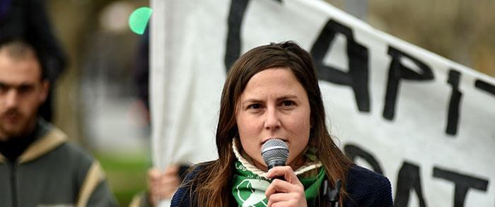 """#NiUnaMenos: """"El feminismo viene a transformarlo todo"""""""
