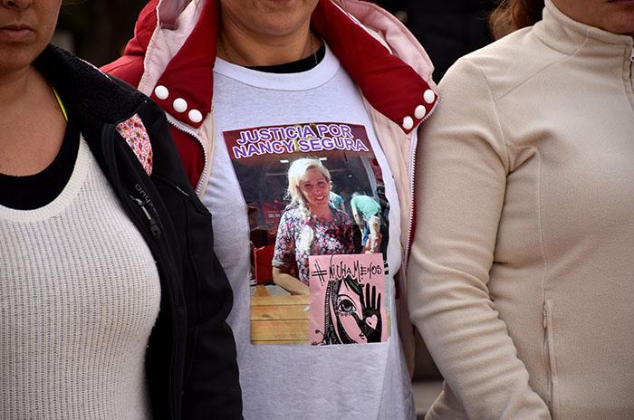 """Femicidio de Nancy Segura: """"Voy a luchar para que le den la máxima"""""""