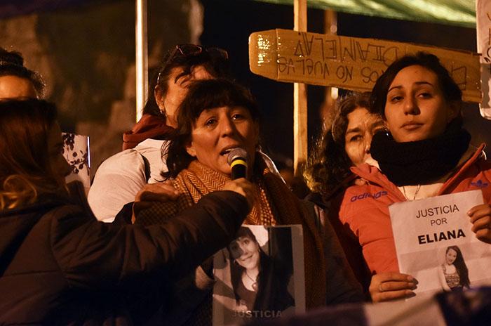 """Femicidio de Eliana Domínguez: """"Mi hija tiene que tener justicia"""""""