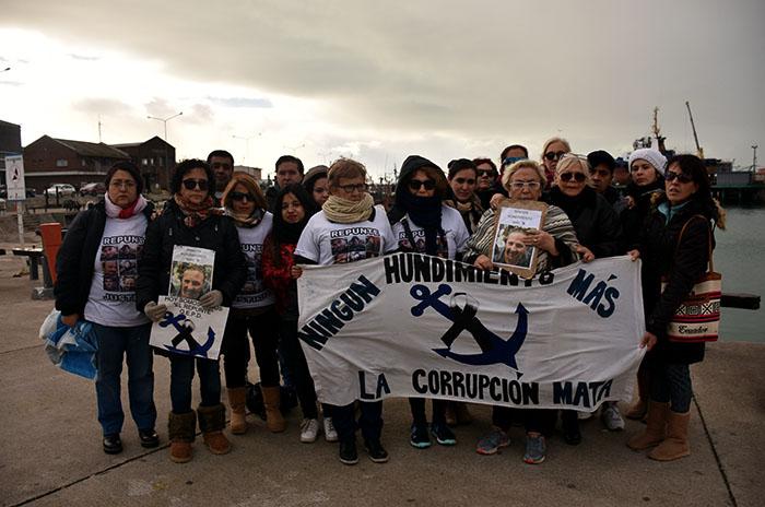 Puerto: le vuelven a pedir a Vidal la creación de un comité de crisis