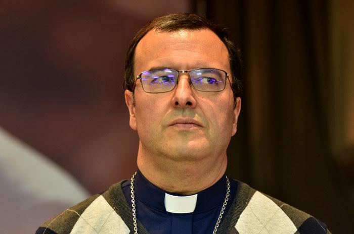 Coronavirus en la parroquia Santa Rita: el párroco dio positivo y el obispo negativo