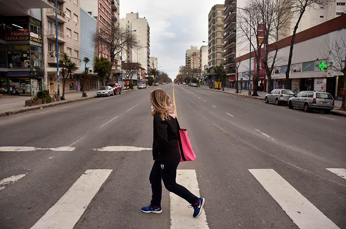 El paro en Mar del Plata: avenidas y el centro con poca actividad
