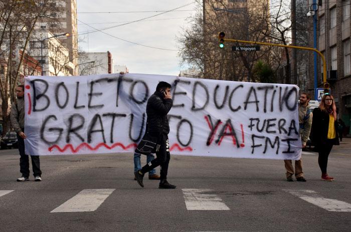Aumento De Boleto Update: Aumento Del Boleto: Protestas En La Previa Del Tratamiento
