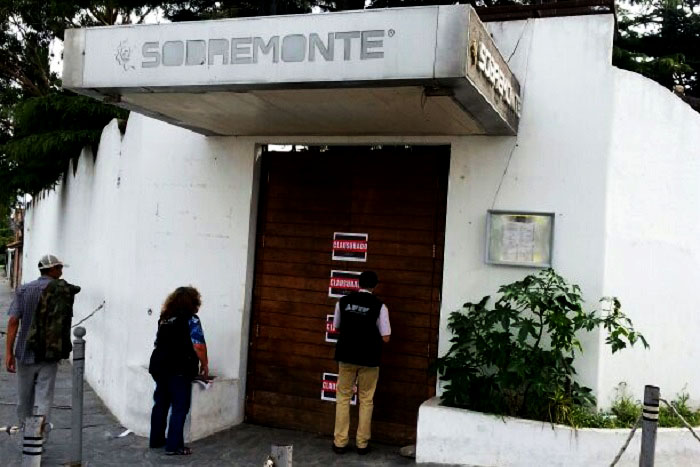 Sobremonte: detuvieron a la hija de uno de los dueños