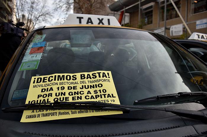 """Arroyo y el precio del GNC: """"Queremos la igualdad del costo"""""""