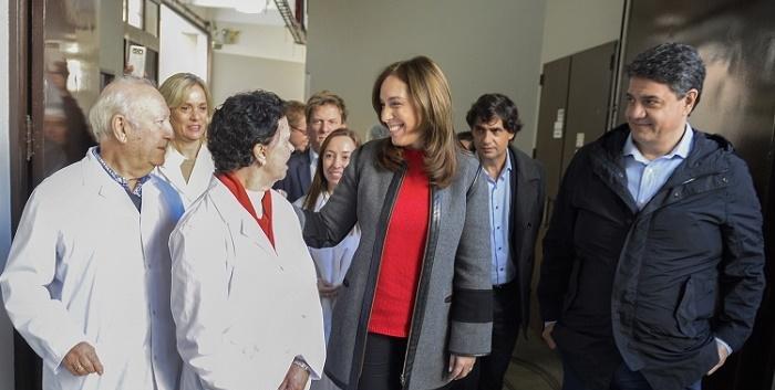 Vidal anunció un paquete de medidas de ayuda para las pymes