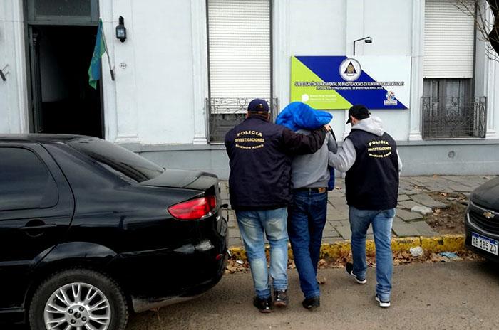 Falso centro de pagos: un hombre detenidopor la millonaria estafa