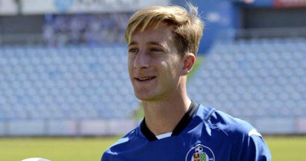 Facundo Castillón, nuevo delantero de Aldosivi