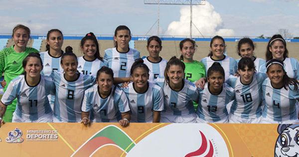 Juegos Odesur: el fútbol femenino se quedó sin medalla