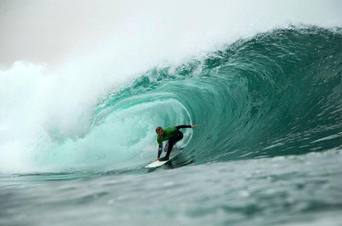 Surf: los marplatenses se mudan a Sudáfrica